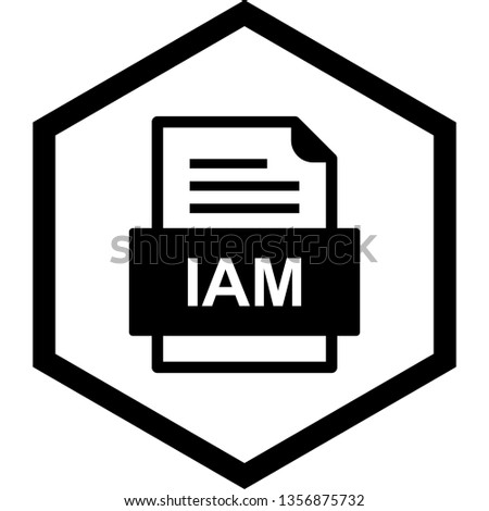 IAM File Document Icon