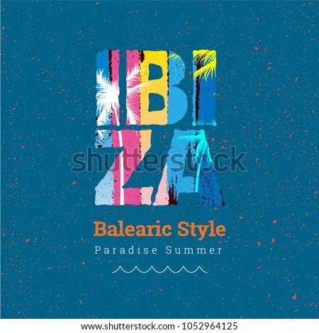 ibiza sign balearic style