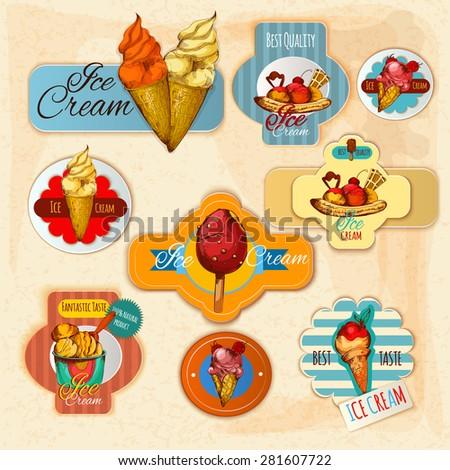 ice cream delicious frozen