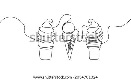 ice cream sundae continuous