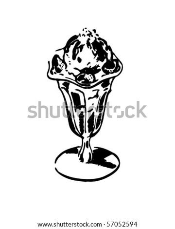 ice cream clipart. stock vector : Ice Cream