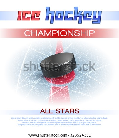 ice hockey sport championship