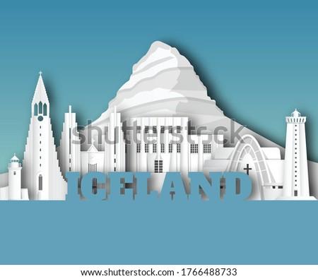 iceland landmark global travel