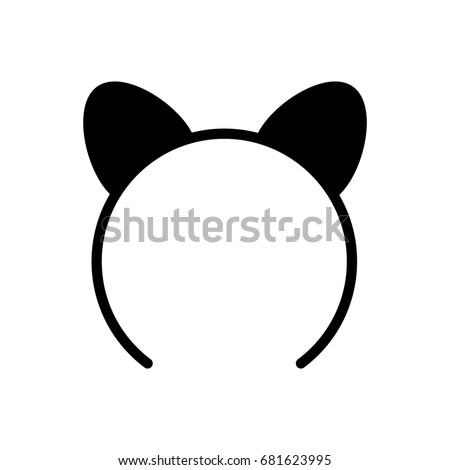 icon Cat ears ring