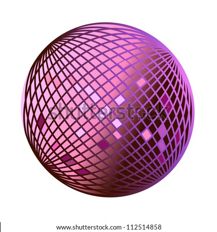 icon disco ball
