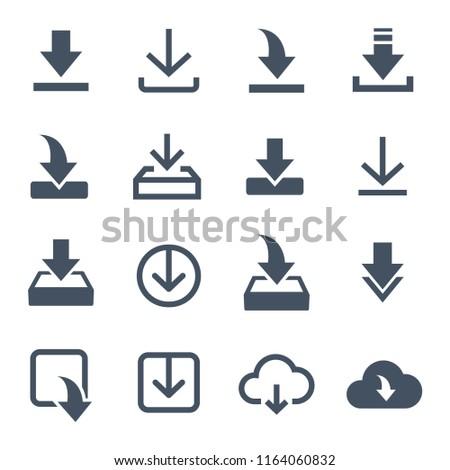 Icon Files Download Set