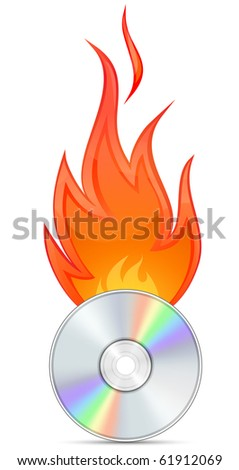 Icon for CD and DVD Burn Software