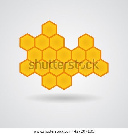 Icon honeycomb.