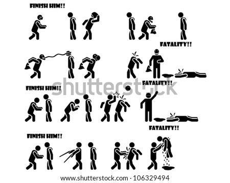 icon man fatality 3 di 3