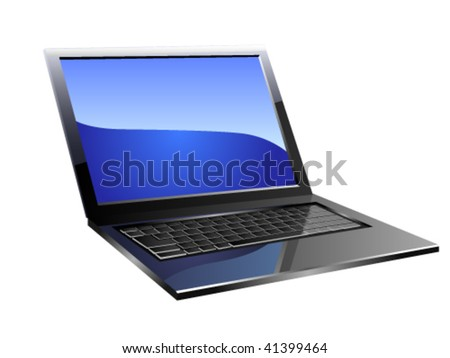 Icon of laptop