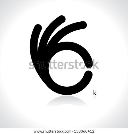 icon of ok vector eps8