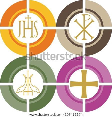 Icon Religion Catholic