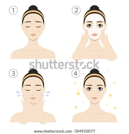 icon set for skincare