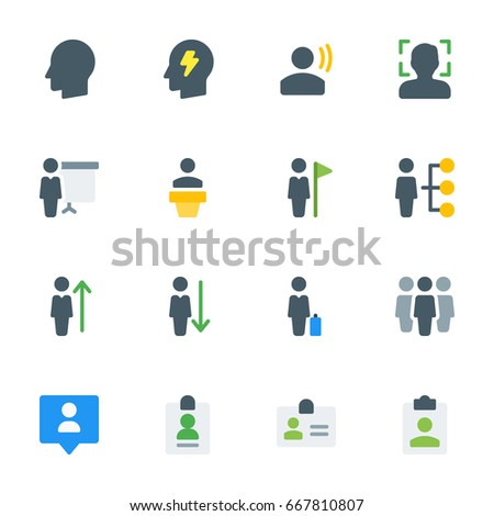 icon set   user
