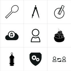Icon sets perfect for contemporary designs