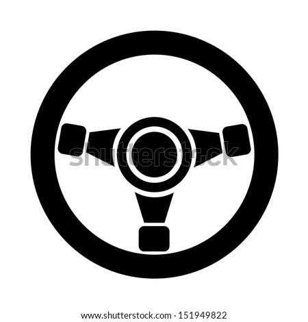 icon steering wheel