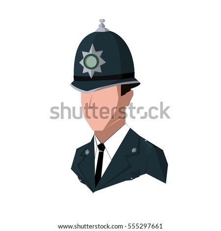 icon the uk police in the