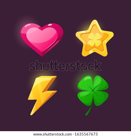 icons for game design star