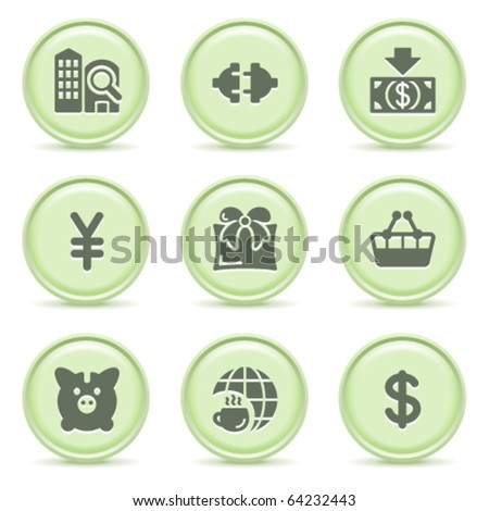 Icons green series 24