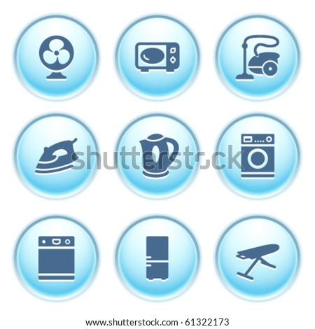 icons on blue buttons 18