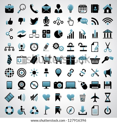 Icons (only best vectors)