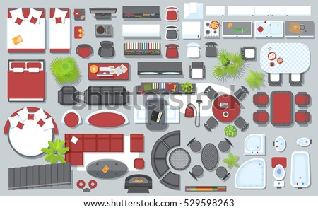 Furniture Vector Download Free Vector Art Stock Graphics Images
