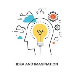 idea and imagination