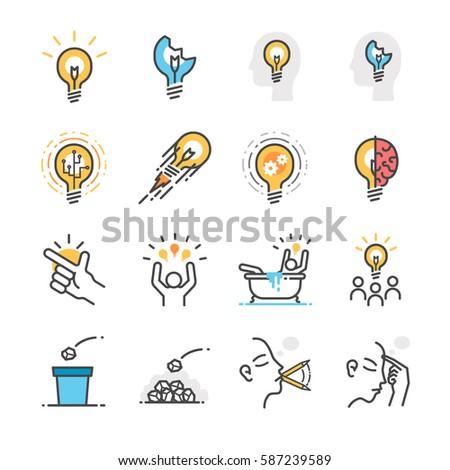 idea  creative and thinking