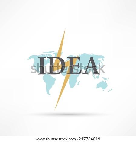 Idea icon #217764019