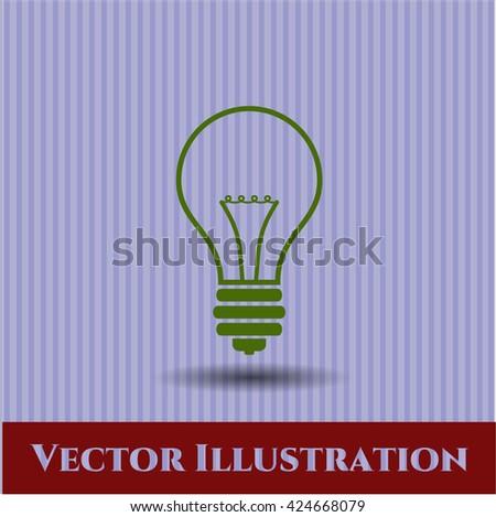 Idea icon or symbol