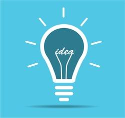Idea vector illustration