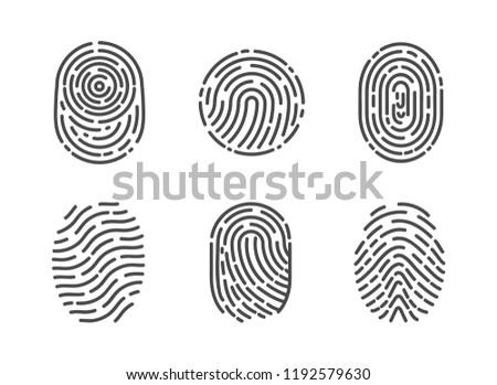 Fingerprints - Free Photoshop Brushes at Brusheezy!