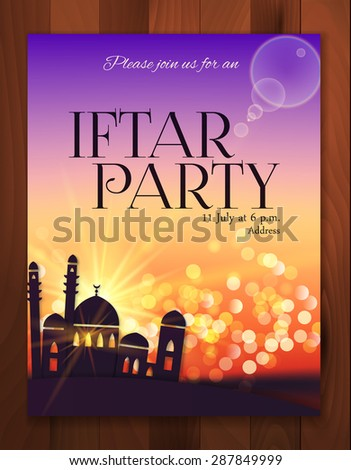 Iconswebsite icons website search over 28444869 icons icon iftar party celebration invitation card design festive ramadan greetings stopboris Gallery