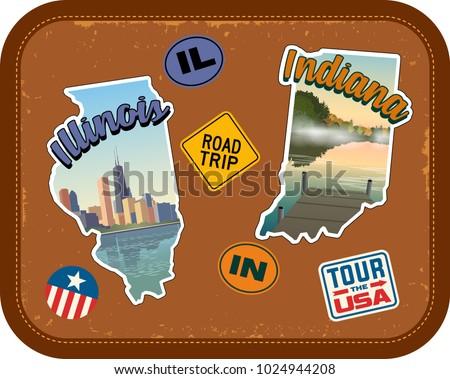 illinois and indiana travel...