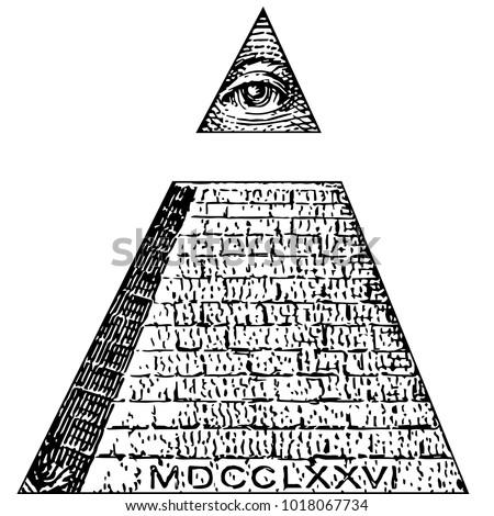 illuminati symbols bill