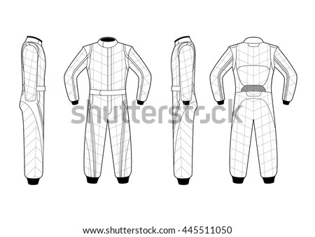 Free Overalls Vector - Download Free Vector Art, Stock Graphics & Images