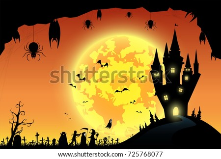 illustration background