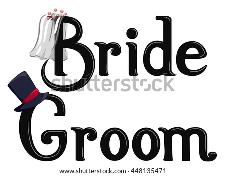 Bride And Groom Illustration Download Free Vector Art Stock