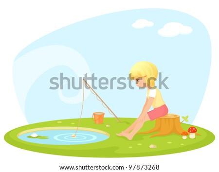 illustration for children   a