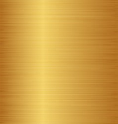 Illustration golden metal texture (copper, brass, bronze) - vector