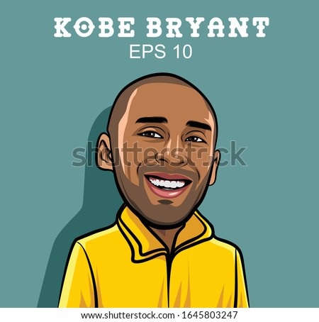illustration kobe bryant