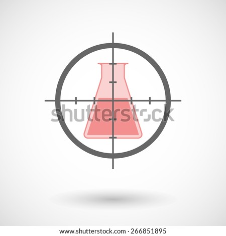 illustration of a crosshair