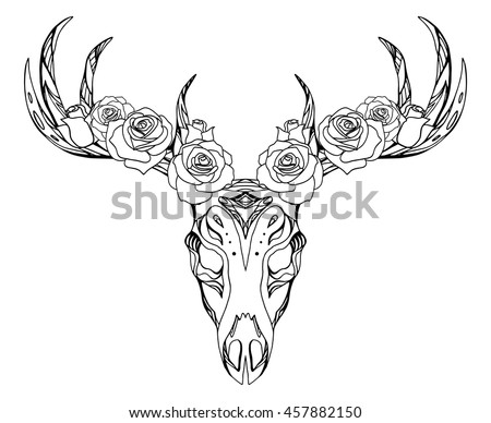 Stock Illustration Vector Deer Antlers Silhouette Isolated White Set Different Large Branched Acute Image54986303 besides 299557607 Shutterstock Deer Antlers Vector Set furthermore 299557607 Shutterstock Deer Antlers Vector Set furthermore 350665733 Shutterstock Hunting And Fishing Vintage Emblem besides 341143337 Shutterstock Textured Christmas Deer With. on deer antler animation