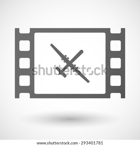 illustration of a 35mm film