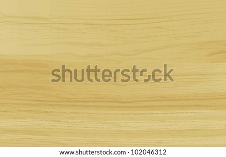 Illustration of a wood texture - stock vector