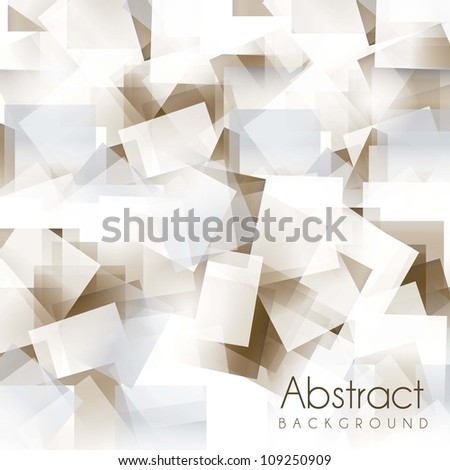 Illustration of abstract background with bright flashes, vector illustration