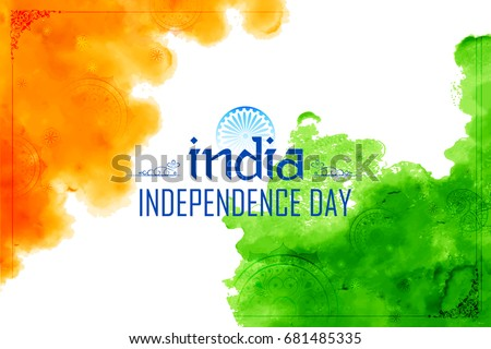 stock-vector-illustration-of-abstract-tricolor-indian-flag-watercolor-background-for-happy-independence-day-of