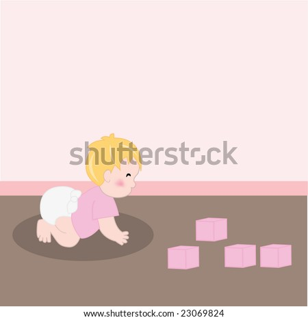 clip art baby girl. messy room clipart. aby