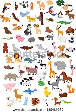 illustration of big animal