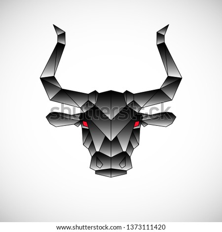 Bull Head Newest Royalty Free Vectors Imageric Com
